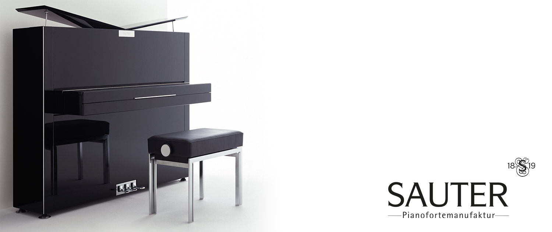 Sauter Klaviere