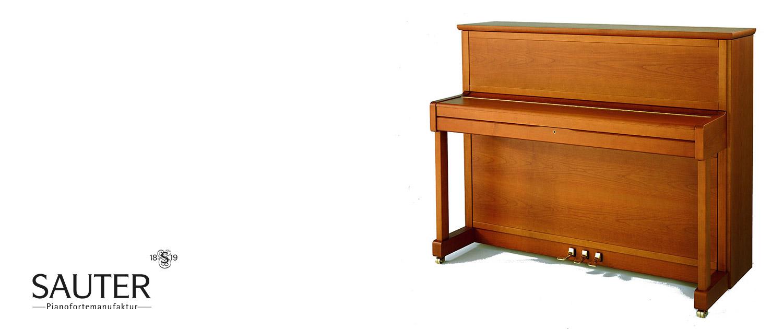 Sauter Pianos