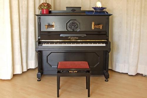 Verkauf-von-Gebrauchtinstrumenten Klavier Niewienda