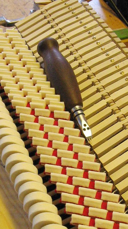 Werkstatt von Klavier Niewienda